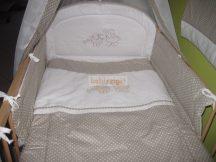 Szeko Stúdió - Provance Bari hímzéssel - 3 részes gyermekágynemű garnitúra