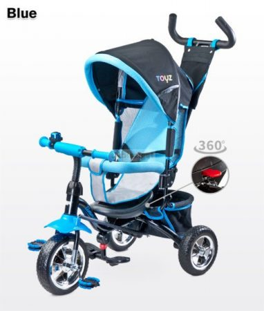 Toyz Timmy 360°-ban forgatható Tricikli - Blue