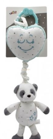 Tulilo Felhúzható-Zenélő Plüss Panda Menta
