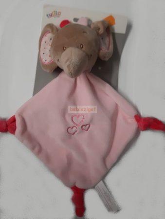 Tulilo Plüss Szundikendő Elefánt