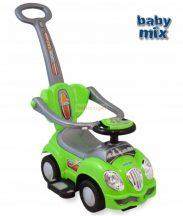 Baby Mix Cute Car 558 Zöld Bébitaxi